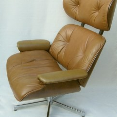 Selig Plycraft Lounge Chair Parts Poker Table Chairs With Casters And Ottoman Modern Restoration Unfortunately