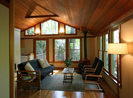Introducing W Stanley Russell  architect  Modern Charlotte NC Homes For Sale  MidCentury