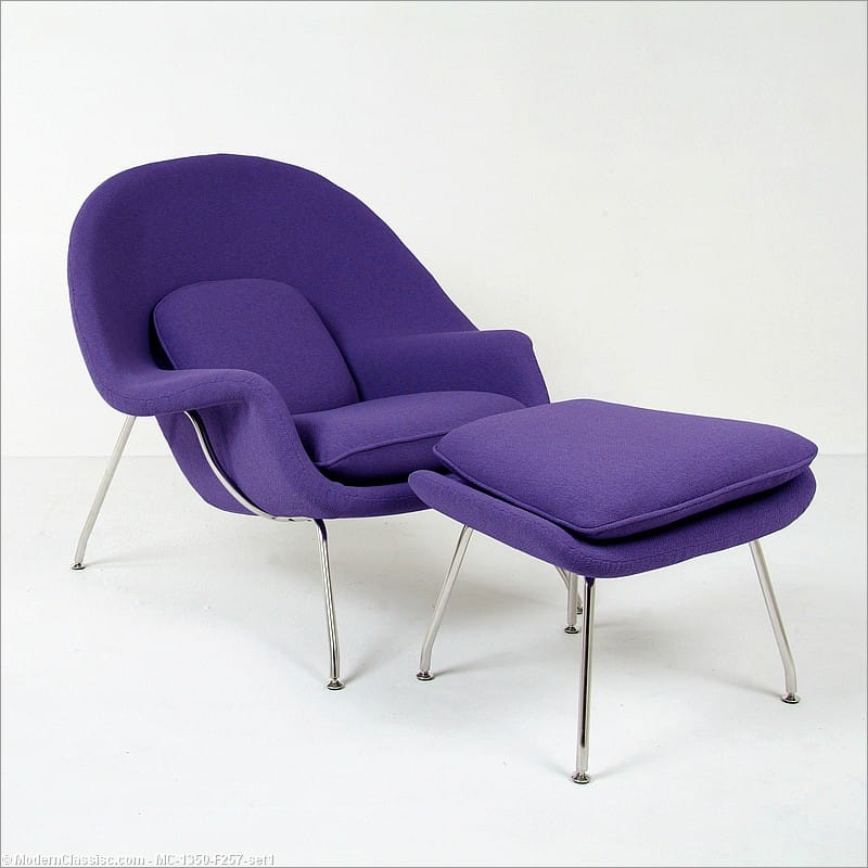 Saarinen: Womb Chair Reproduction
