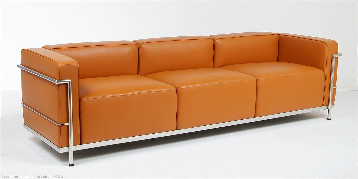 lc3 sofa olx costa rica cama comparison guide corbusier reproductions modern classics click image below to enlarge