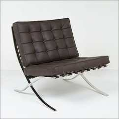 Mies Van Der Rohe Barcelona Chair Banana Lounge Bunnings Exhibition Style