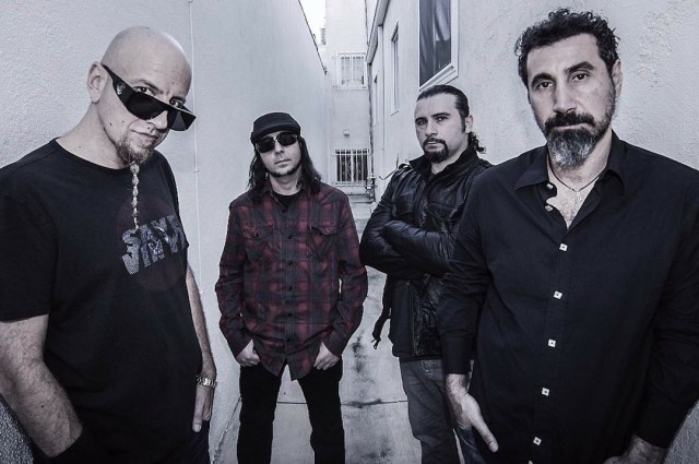 Main Square Festival, System of a Down
