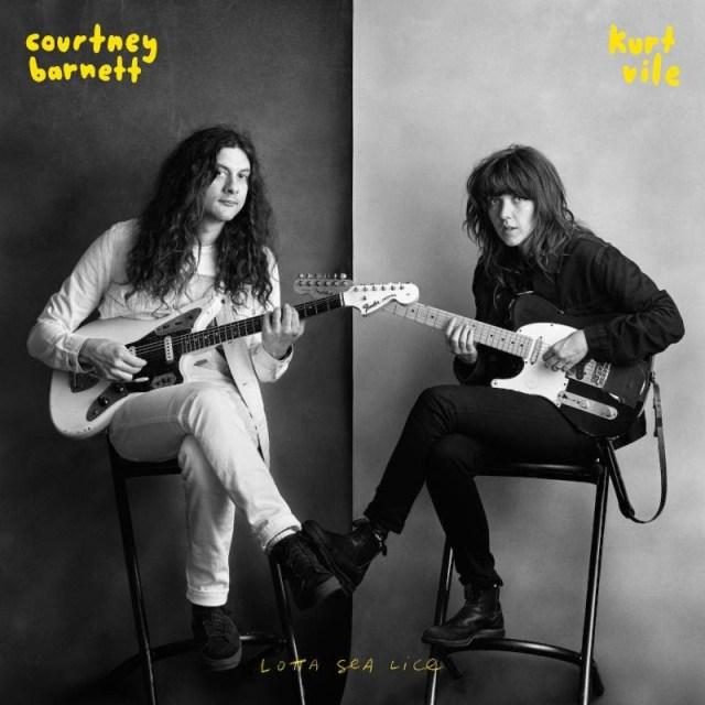 Courtney Barnett, Kurt Vile, Modern Coma