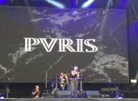 Pvris, Main Square, Modern Coma