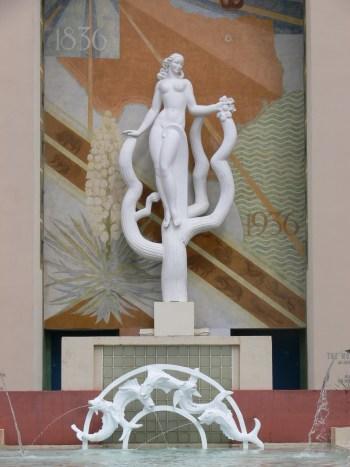 The Spirit of the Centennial by Raoul Josset