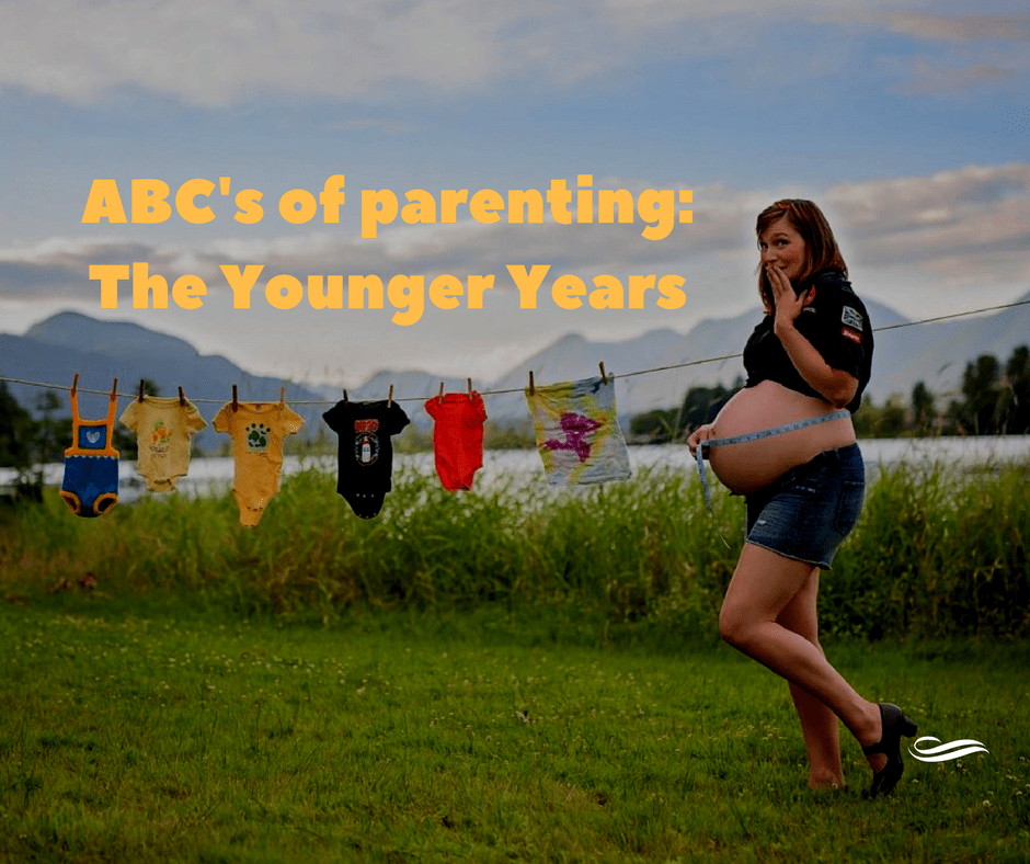 ABC's of parenting_The Younger Years