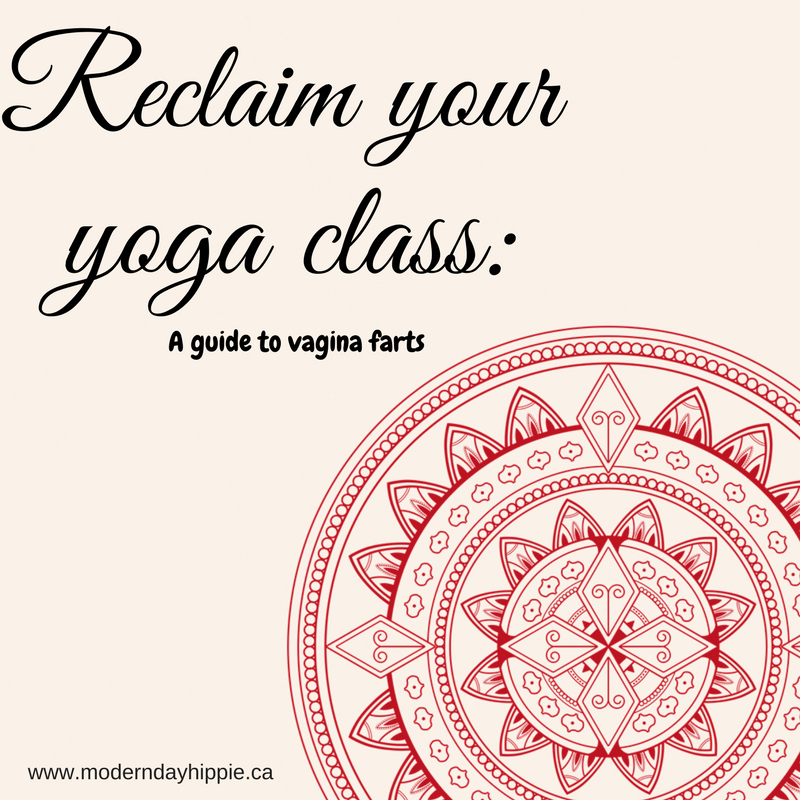 reclaim your yoga class