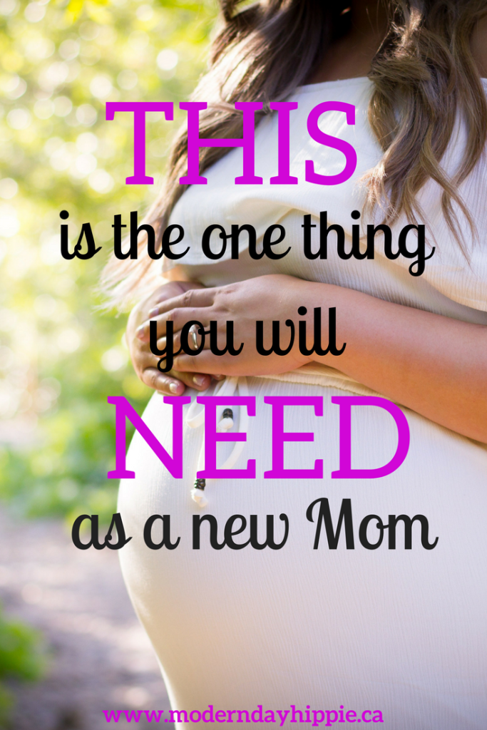 a new mom will need this