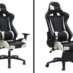 Best Chair For Pc Gaming 2016 Ergonomic Cover Racing Office Pu Leather High Quality Cheap Game / Computer ...