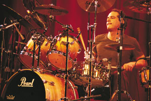 drummer Robby Ameen