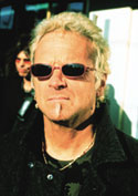 Aerosmith's Drummer Joey Kramer