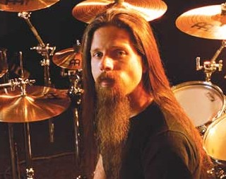 drummer Chris Adler