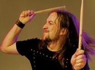 drummer Mike Wengren of Disturbed