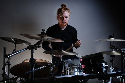 Drummer Blog: Charlie Bines Joins Up-and-Coming British Metal Band Exist Immortal