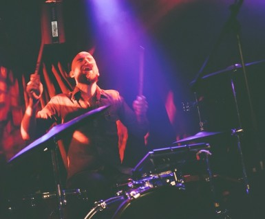 Drummer Blog for Logan Baldwin of the Stationary Set