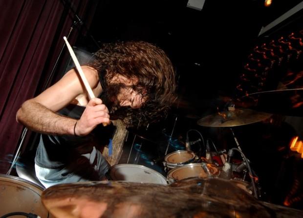 Justin Sherrell of Bezoar Drummer Blog