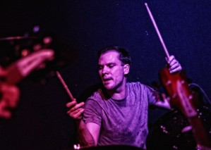 Emil Amos of Grails, Om, and Holy Sons Drummer Blog