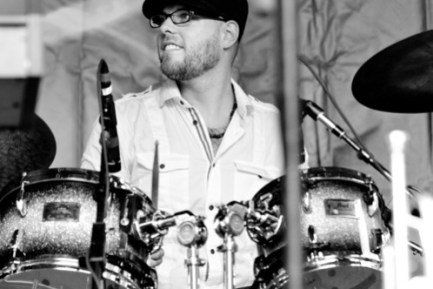 Drummer Rob Mitzner of I'm in You Blog