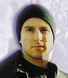 drummer Brian Levy of Portable