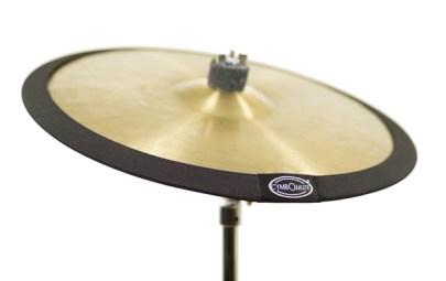 14 inch Black Cymbomute Cymbal Mutes