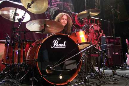 Drummer Bob Pantella of Riotgod, Monster Magnet, and Atomic Bitchwax