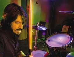 Dave Grohl on Modern Drummer.com