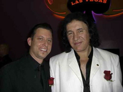 Daniel Glass & Gene Simmons
