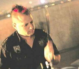 Jason Graham of Taxi Doll : Modern Drummer
