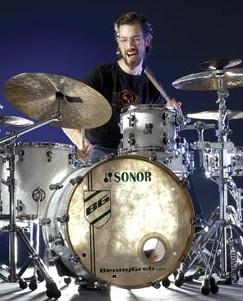 Benny Greb : Modern Drummer