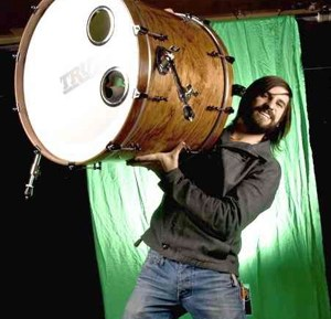 Matt Greiner of August Burns Red : Modern Drummer