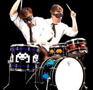 The Ryanist of Antennas Up : Modern Drummer