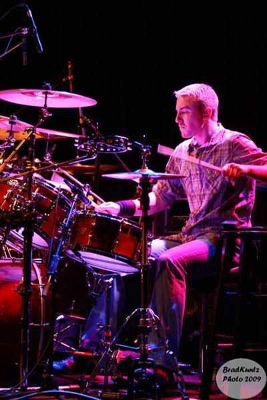 Donnie Marple of Elmwood : Modern Drummer