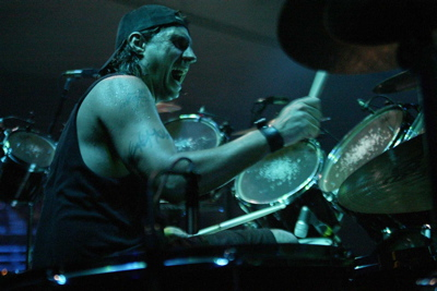 Dave Lombardo : Modern Drummer