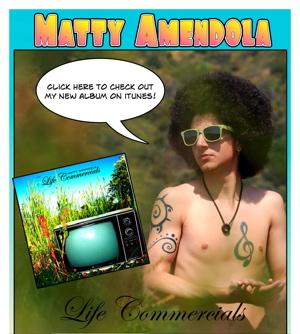Matty Amendola : Modern Drummer