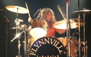 Tommy Bales of Flynnville Train : Modern Drummer