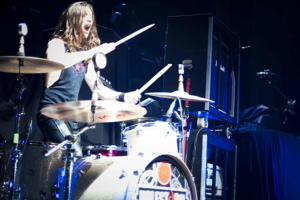 Arejay Hale of Halestorm : Modern Drummer