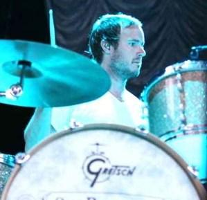 Eddie Fisher of OneRepublic : Modern Drummer