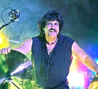 Carmine Appice : Modern Drummer