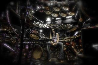 Yael : Modern Drummer