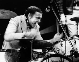 Buddy Rich : Modern Drummer