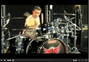 Pete Parada of Offspring