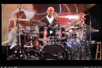 Rashid Williams Video : Modern Drummer