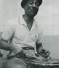 Jimmy Crawford : Modern Drummer