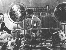 Sonny Greer : Duke Ellington's Crowd Pleaser : Modern Drummer