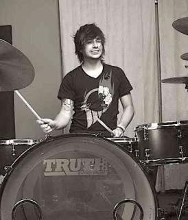 Jarrett Hottman of Before Their Eyes : Modern Drummer