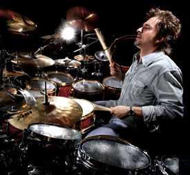Todd Sucherman : Modern Drummer