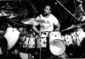 Drummer Billy Cobham