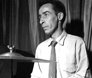 Drummer Dave Tough
