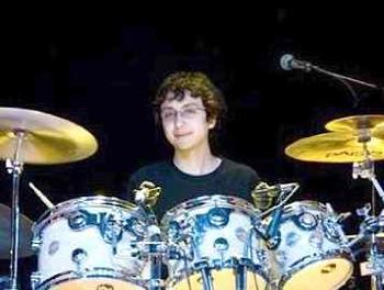 Jonathan Schang Of District 97 Modern Drummer Drummer Blogs