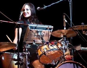 Melanie Krahmer of Sirsy : Modern Drummer Drummer Blogs